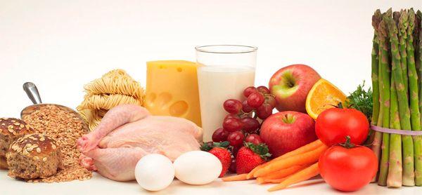Фактори, влияещи върху обмяната на веществата — правилното хранене
